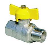 Краны для газа Full bore ball valve female-male фото