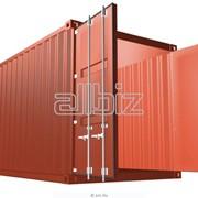 Грузоперевозки контейнерные из Европы фото
