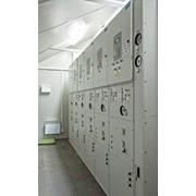 Модуль закрытого распределительного устройства 27,5 кВ фото