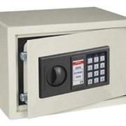 Сейф мебельный с электронным замком IZMET LS-20 EA. фото