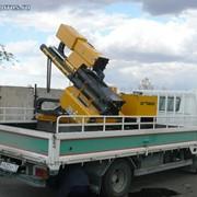 Навесная машина для монтажа ограждений ВТР 800 SMART, Сваебойное оборудование фото