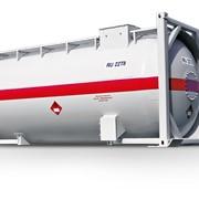 Контейнер цистерна (танк контейнер) КЦ 25/1,8 для сжиженных газов фото