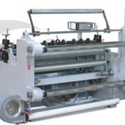 Горизонтальная компьютеризированная автоматическая бобинорезательная разделительная машина PUWFQ-1850 фото