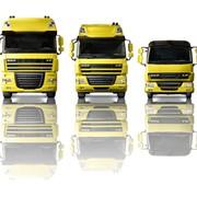 Разные новые грузовики фото