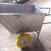 Рикша тележка для фарша фото