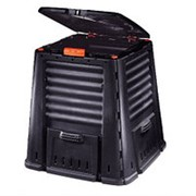 Компостер Mega-Composter 650L (с основанием) (87х87х107 см) фото