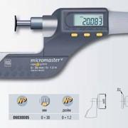 Микрометр MICROMASTER для мягких материалов фото