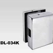 Ответная часть на стекло для центрального / углового замка HDL – 034K фото