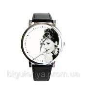 """Оригинальные часы """"Одри Хепберн"""" фото"""