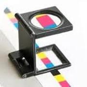 Печать с плоских форм высоким и офсетным способом фото