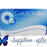 Контактные линзы SAUFLON 55 UV фото