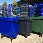 Контейнер для мусора и рсо 770 л. фото