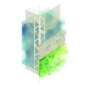 Системы фасадные - Профиль угловой с армирующей сеткой 8х12 фото