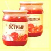 Соусы томатные фото