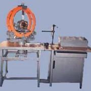 Рабочее место с кантователем (Электротехника / Оборудование для производства электротехники / Оборудование для производства электродвигателей / Оборудование изготовления статоров) фото
