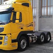 Volvo FM MethaneDiesel фото