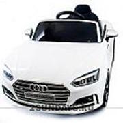 Детский электромобиль Audi S5 Cabriolet LUXURY HL258 белый фото