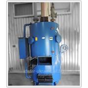 Парогенератор на твердом топливе Идмар СБ 120 кВт фото
