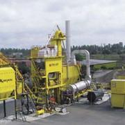 Перемещаемая асфальтосмесительная установка КДМ201М (80-110 т/ч) фото