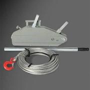 Лебедки тяговые переносные ручные, Монтажно-тяговые механизмы SWH фото