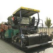 Колёсный асфальтоукладчик Super 1803-2 фото