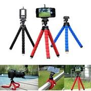 Штатив для телефона, смартфона, камеры, фотоаппарата, камеры GoPro фото