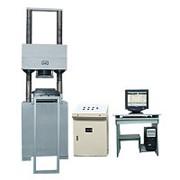 Гидравлический пресс YAW-3000А (управление с ПК) фото