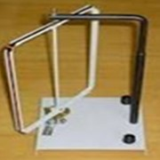 Прибор для демонстрации вращения рамки в магнитном поле фото