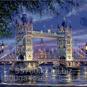 Картина по номерам Лондон. Тауэрский мост фото
