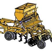 Сеялка-культиватор стерневая СКП-2,1Да фото