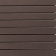 Керамические фасады Terreal BLIZZARD Dark grey ridged фото