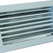 Решетка вентиляционная алюминиевая РАГ 150х150 фото