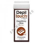 Depiltouch Depiltouch Воск Горький шоколад (Теплые воски в картридже) 87014 100 мл фото