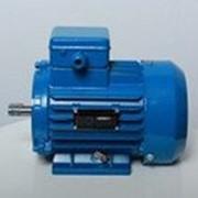 Электродвигатель 0,37 кВт 1000 об/мин фото