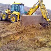 Все виды земляных работ Киев и область фото