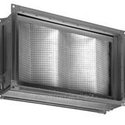 Фильтр для прямоугольных воздушных каналов Shuft FBRr-K 500x300 фото