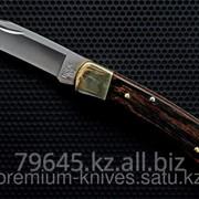 Нож складной Buck 110 (сталь 420HC) фото