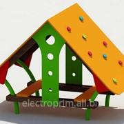 Детский комплекс Охотничий домик, Модель Б07 фото