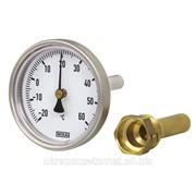Биметаллический термометр Модель 50 фото