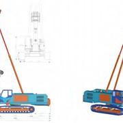 Многофункциональные бурильно-сваебойные машины Trive HYH 200 фото
