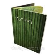 Обложка оригинальная для паспорта Бамбук фото