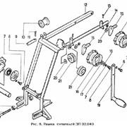 Рамка питателя ЗП 02.040, запасные части и агрегаты к зернометателю самопередвижному ЗМ-60 фото