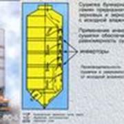 Сушилка бункерная высоковлажных семян СБВС-5 фото