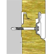 Стеновая трехслойная сэндвич-панель со скрытым креплением SECRET FIX фото