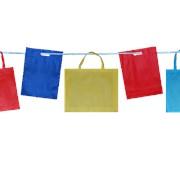 Промо пакеты, сумки из спанбонда фото