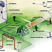 Проектирование систем автоматического полива фото