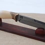 Нож из дамасской стали №12 фото