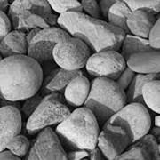 Камень булыжник с доставкой в Приозерском районе фото