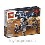 Конструктор Lego Star Wars Elite Clone Trooper and Commando Droid Элитные клоны и дроиды диверсанты (9488) фото