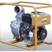 Мотопомпа дизельная для чистой воды PTD406 фото
